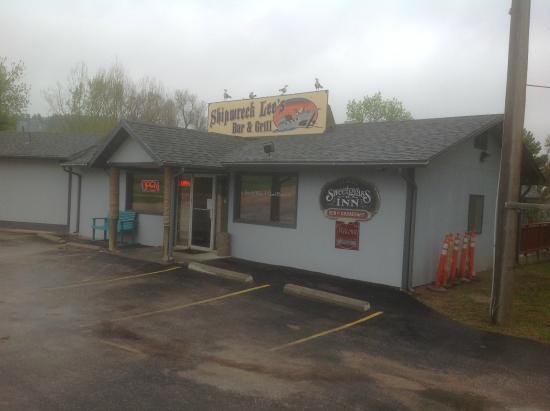 Sweetgrass Inn Bed & Breakfast: Bar for Breakfast