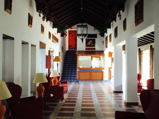 ALEGRIA El Cortijo: Edificio antiguo