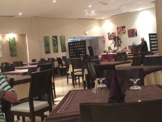 Hammamet Garden Resort & Spa: Dining room