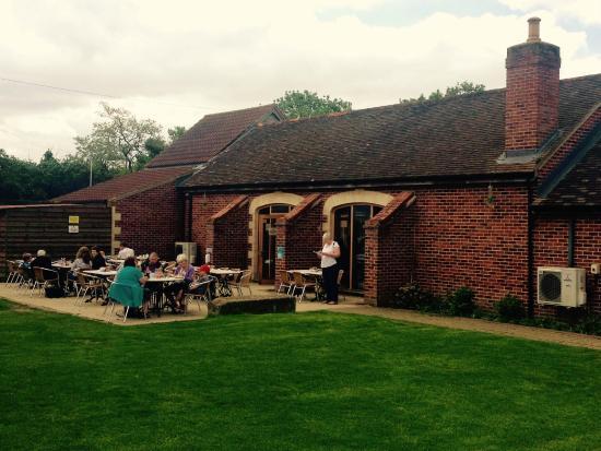 Johnsons Old Hurst Tea Room