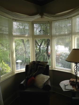 Shelbourne Villa: Cosy sitting area