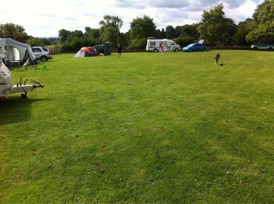 Tissington Camping and Caravan Site