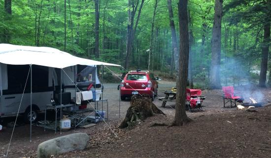 Nick's Lake Campground: photo0.jpg