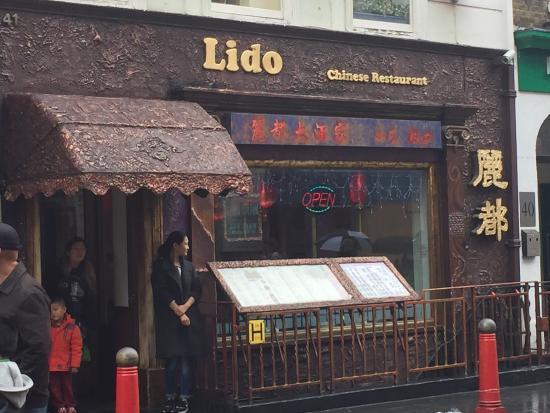 Lido Chinese Restaurant Chinatown