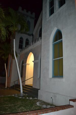 Key West Conch Ghost Tours: The church
