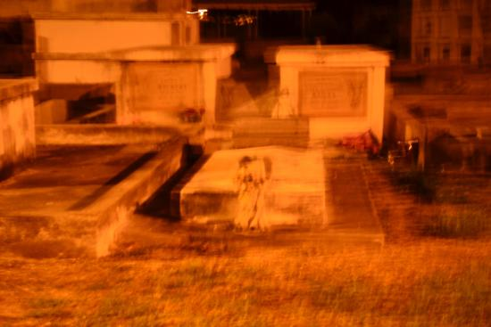 Key West Conch Ghost Tours: Key West Cemetary