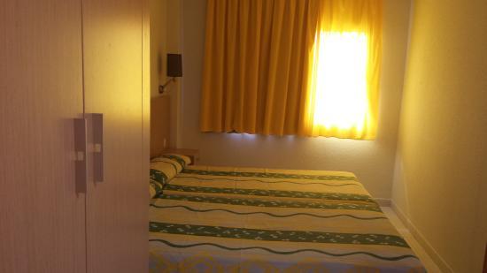 Complejo Acuazul: Dormitorio