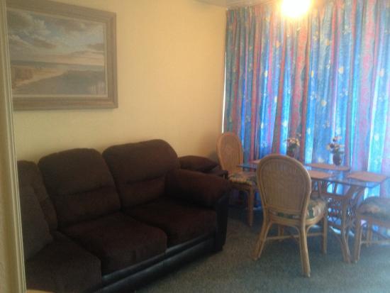 Granada Ocean Resort: Room 108