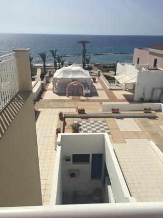 St. George Gardens Hotel Suites: the wedding venue