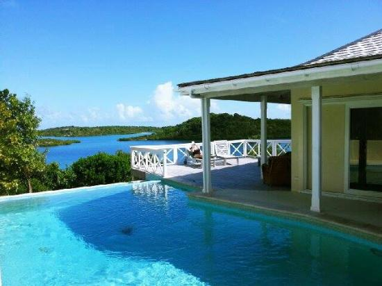 Willikies, Antigua: Pool