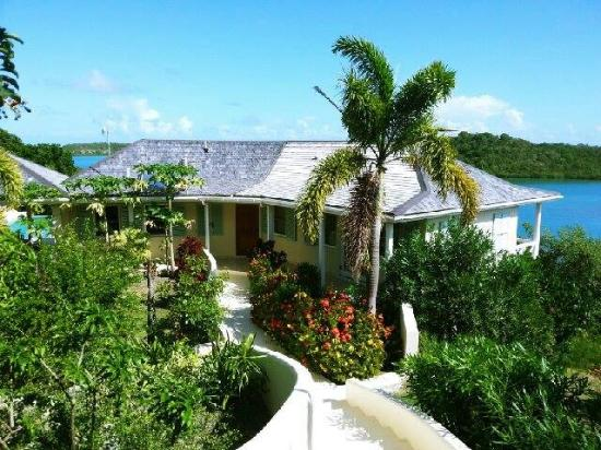 Willikies, Antigua: Villa