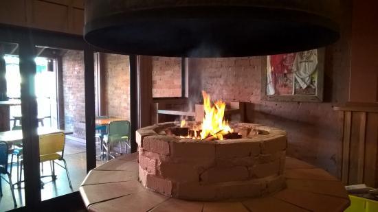 วานกาไร, นิวซีแลนด์: Firepit made the whole place feel warm and cosy.