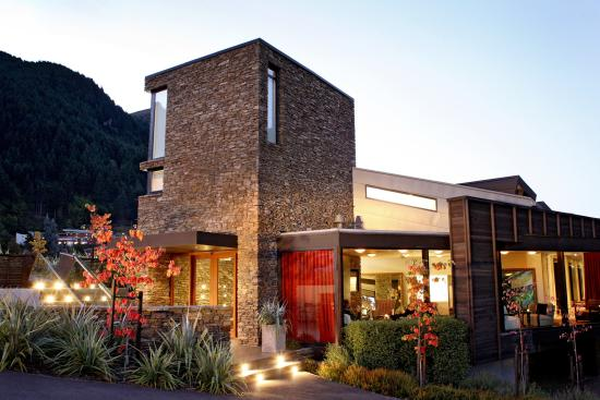 Queenstown Park Boutique Hotel: best hotel in queenstown - hotel exterior