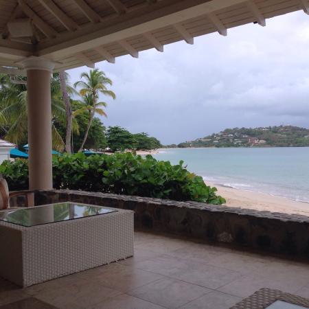 Balcony - Rendezvous Resort Photo