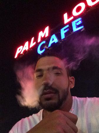 Palm Lounge Cafe: Best shisha