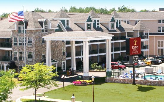 Crown Choice Inn Suites Lakeview Waterpark Prices Hotel Reviews Mackinaw City Mi Tripadvisor