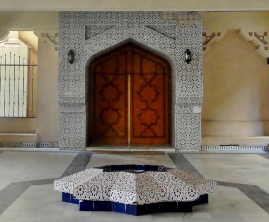 Mezquita central de Abu Baker Assidiik