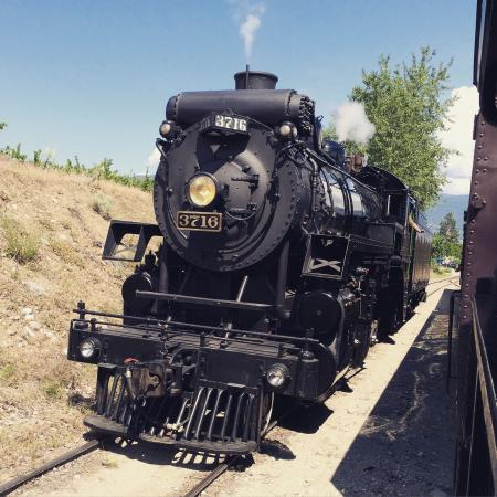 Kettle Valley Steam Railway : photo1.jpg