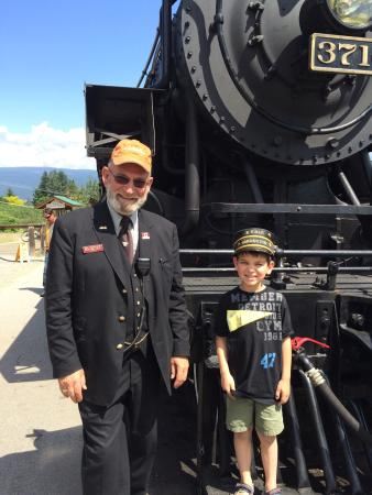 Kettle Valley Steam Railway : photo2.jpg