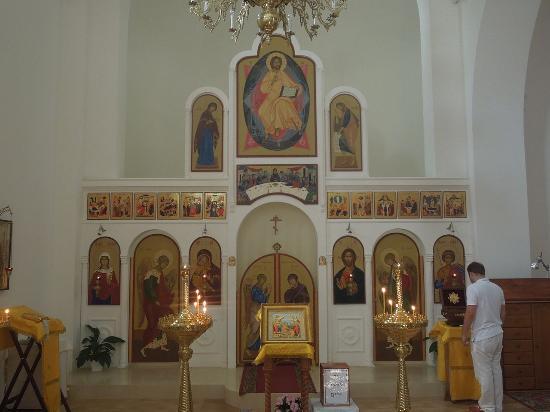 Iglesia Ortodoxa Rusa de la Anunciación