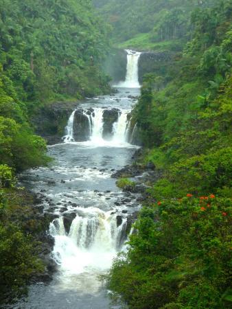 Umauma Falls: Amazing!