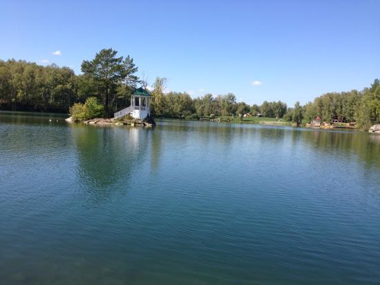 Katun, روسيا: Озеро Ая