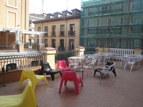 Barbieri Sol Hostel: area de convivencia