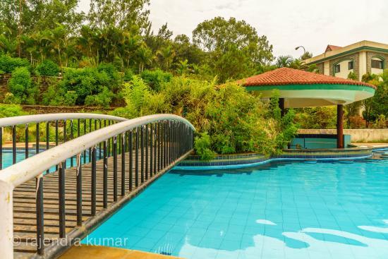 Pool Picture Of Blue Country Resort Panchgani Tripadvisor