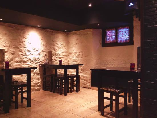 Izartxo Bar & Restaurante: Reservados