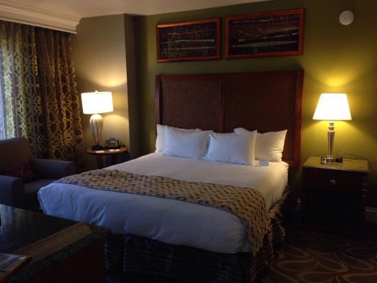 Hilton Grand Vacations on the Las Vegas Strip Photo