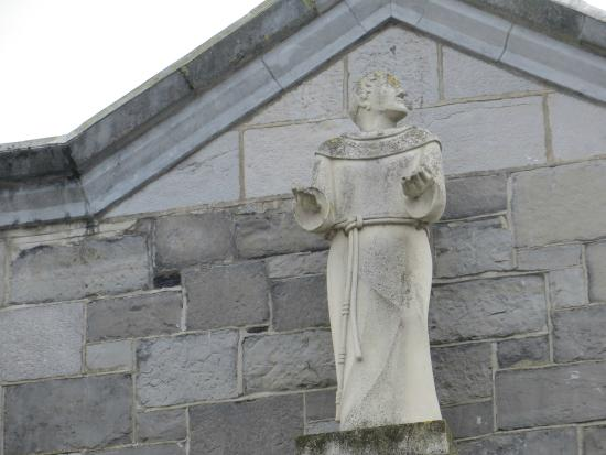 Highlanes Gallery: Remnants of Franciscan past