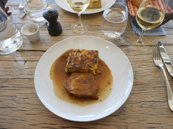 Hotel Les Glycines: Veal