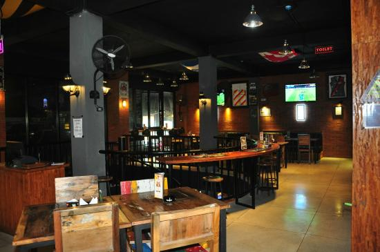 Royal Jack Sports Bar Bali
