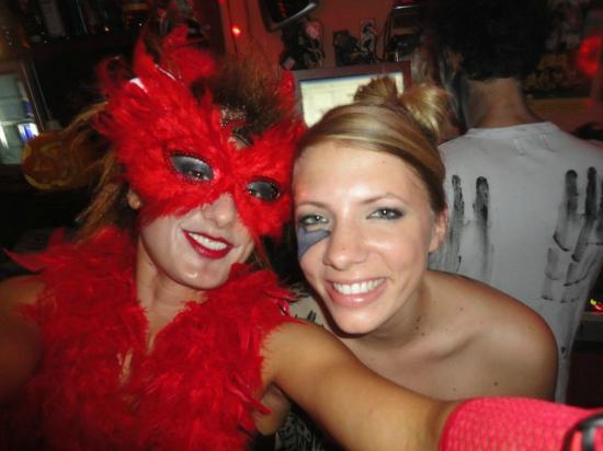 Izartxo Bar & Restaurante: Halloween