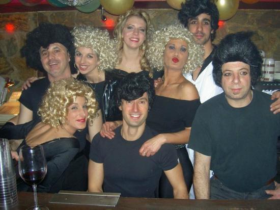 Izartxo Bar & Restaurante: Carnaval Grease