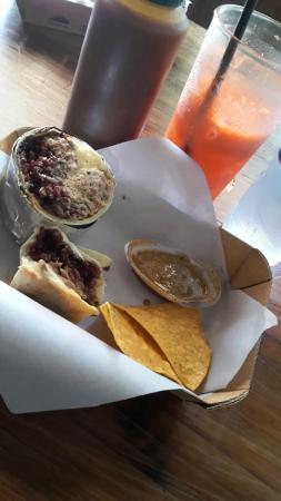 Taco Local: Burritoo Beef Carne