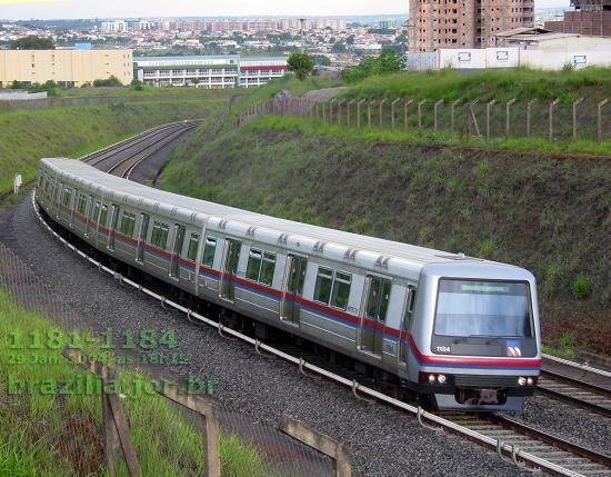 Brasilia Metro