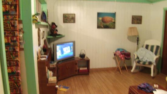 Casita Tropical: room
