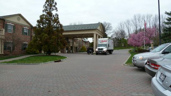 Residence Inn West Orange : entrada do hotel
