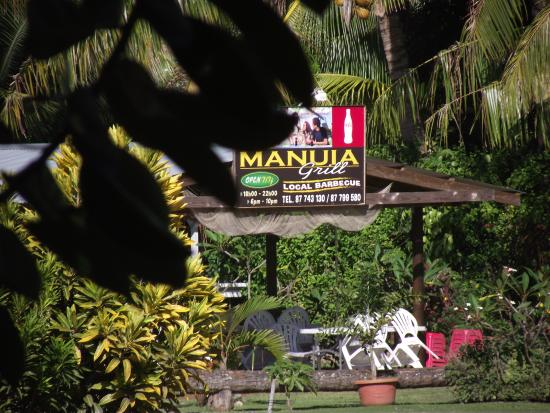 Manuia Grill : This is the place to go