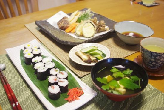 Fukuoka Home Cooking Class