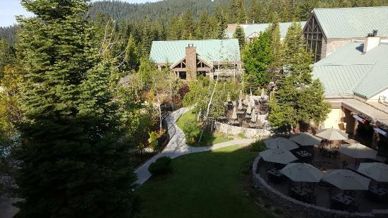 Heavenly picture of tenaya lodge at yosemite fish camp for Yosemite fish camp