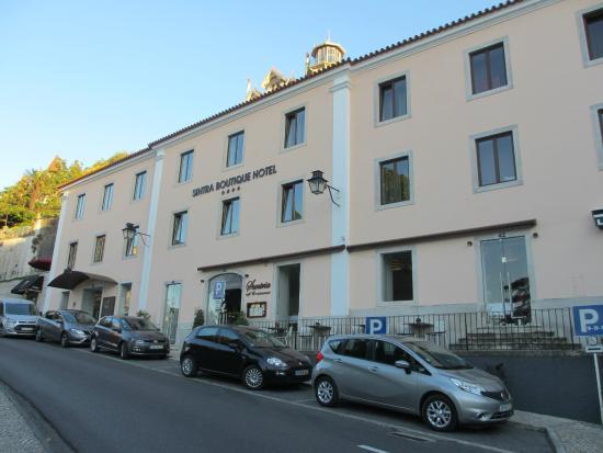 de la rue - Picture of Sintra Boutique Hotel 9de38f7d5b9a5