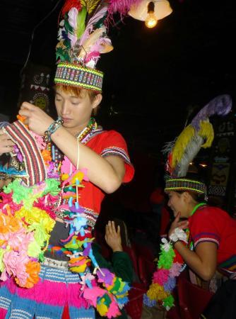 乌来酋长文化村