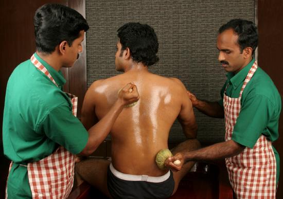 Sowkhya Ayurvedic Spa: Rejuvenation treatment