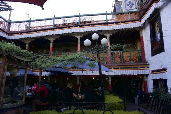 Lhasa Namaste Resaurant: Restaurant ambience / environment