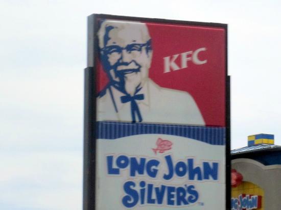 kfc long john silvers