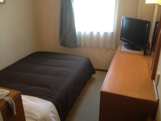 Komagane Premont Hotel : シングルルーム