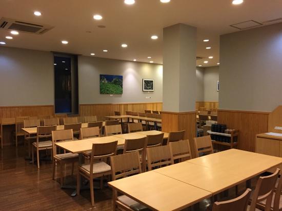Komagane Premont Hotel : レストラン