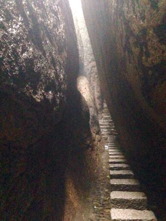 Taimu Mountain Scenic Resort: Great hike in the nature